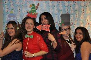 2014 Christmas Party Triangle Physiotherapist