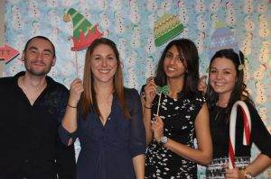 2014 Christmas Party Triangle Physiotherapy Party