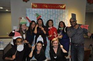 2014 Christmas Party Triangle Physiotherapy Event