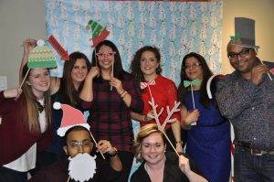 2014 Christmas Party Triangle Physiotherapy