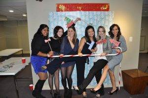 2014 Christmas Party Triangle Physiotherapy Oakville