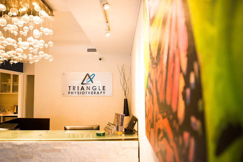 Triangle Physiotherapy King West Clinic