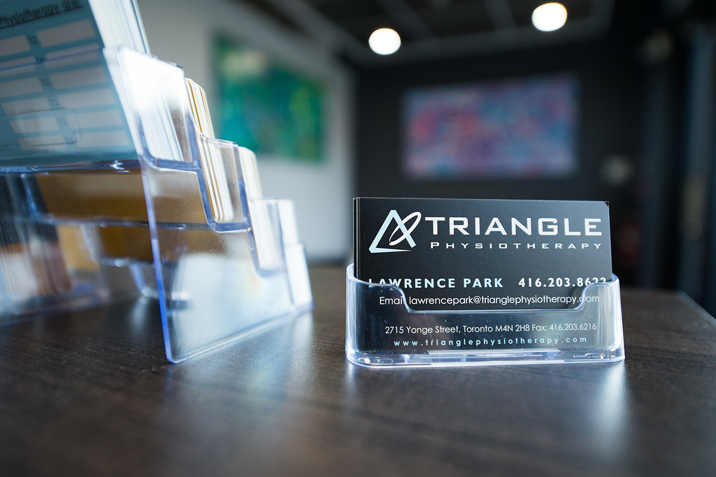 Triangle Physiotherapy Lawrence Park Clinic