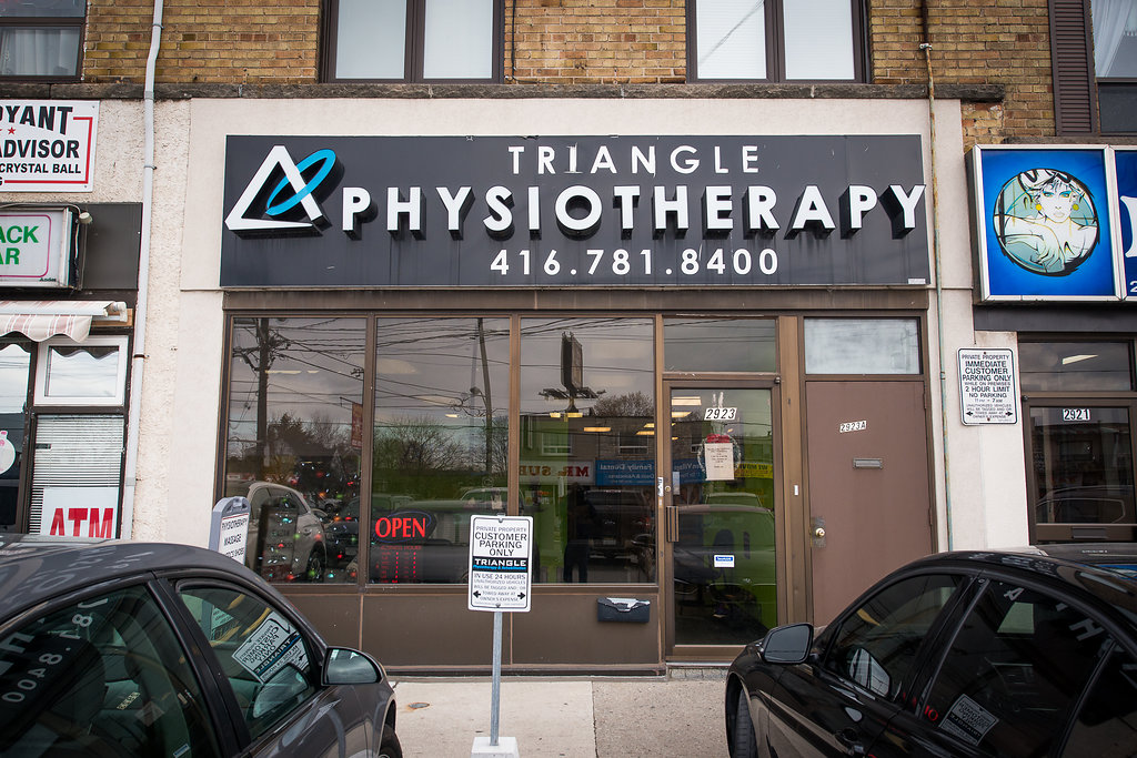 Triangle Physiotherapy North York Clinic 3503