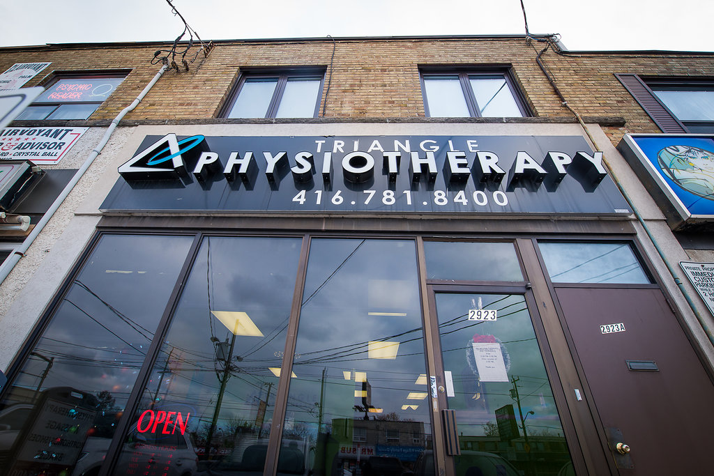 Triangle Physiotherapy North York Clinic 3505