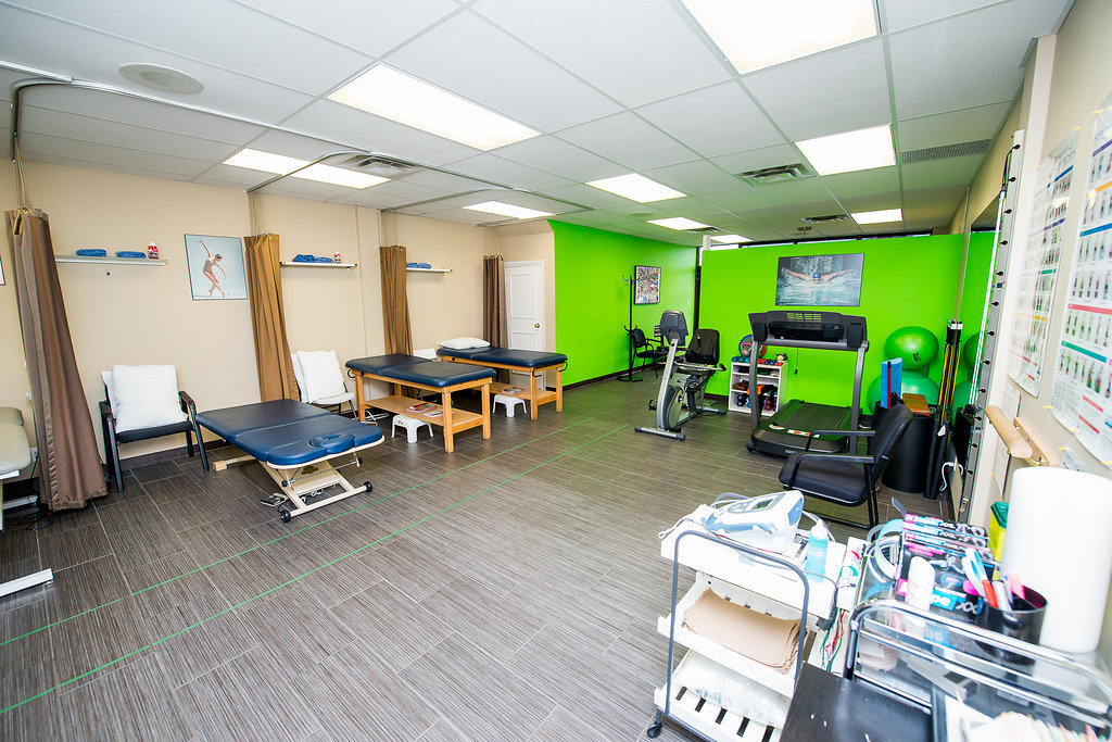 Triangle Physiotherapy North York Clinic 3518