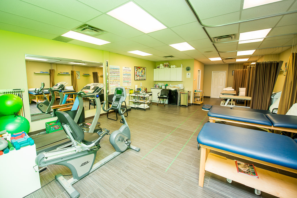 Triangle Physiotherapy North York Clinic 3520