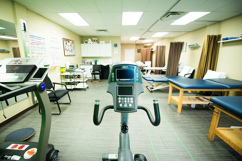 Triangle Physiotherapy North York Clinic 525