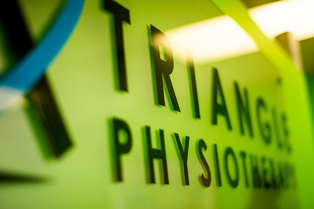 v Triangle Physiotherapy North York Clinic