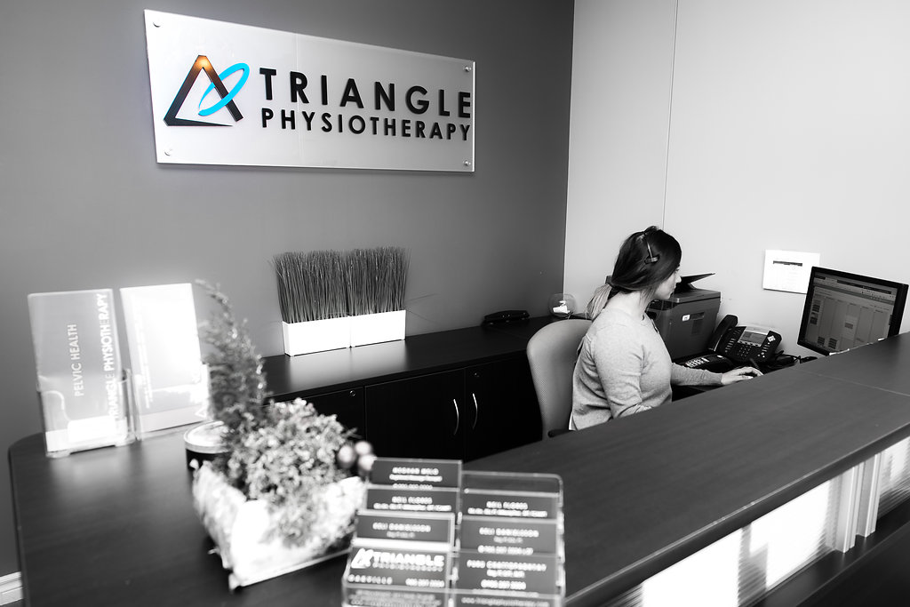 Triangle Physiotherapy Oakville Clinic
