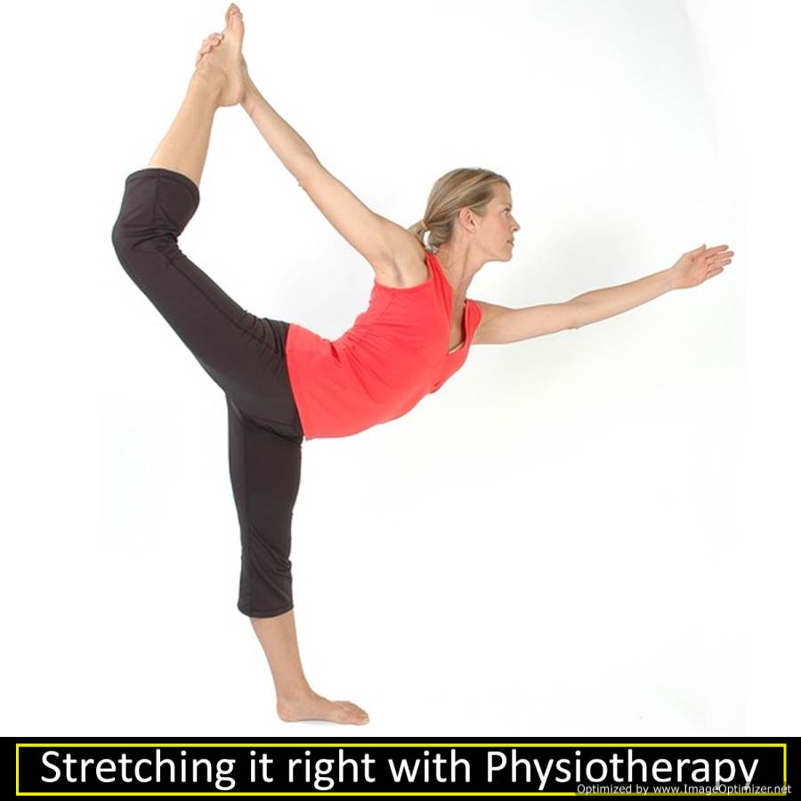 Physiotherapy Stretching tips