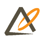 Triangle Logo Orange